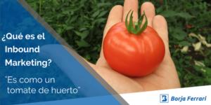 Borja Ferrari - Portada - Que es el Inbound Marketing
