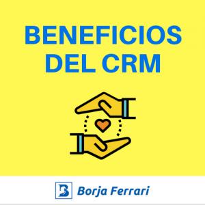 Infografia - Beneficios del CRM