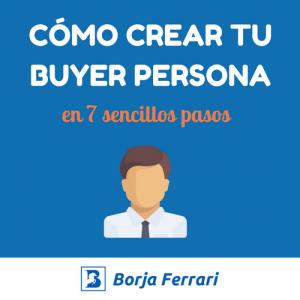 Portfolio - Infografia - Cómo Crear Buyer Personas